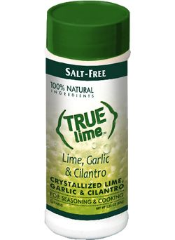 True Lime™ Lime, Garlic & Cilantro - Shaker