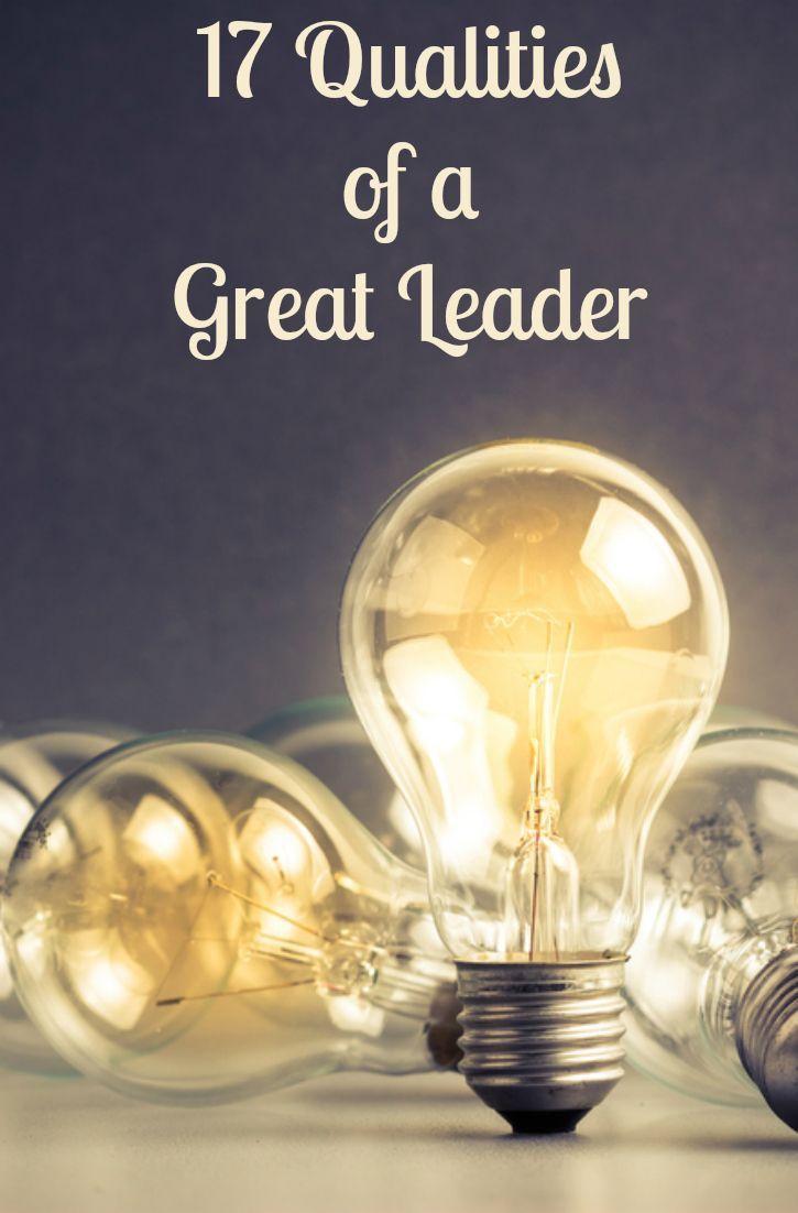 17 Great Eyeliner Hacks: Great Leaders: 17 Qualities That Set Them Apart