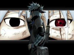 Kakashi eye