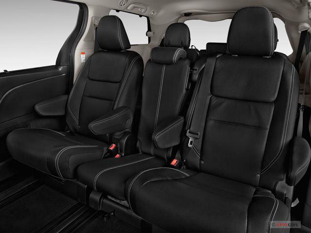 Image Result For 2018 Toyota Sienna Interior With Images