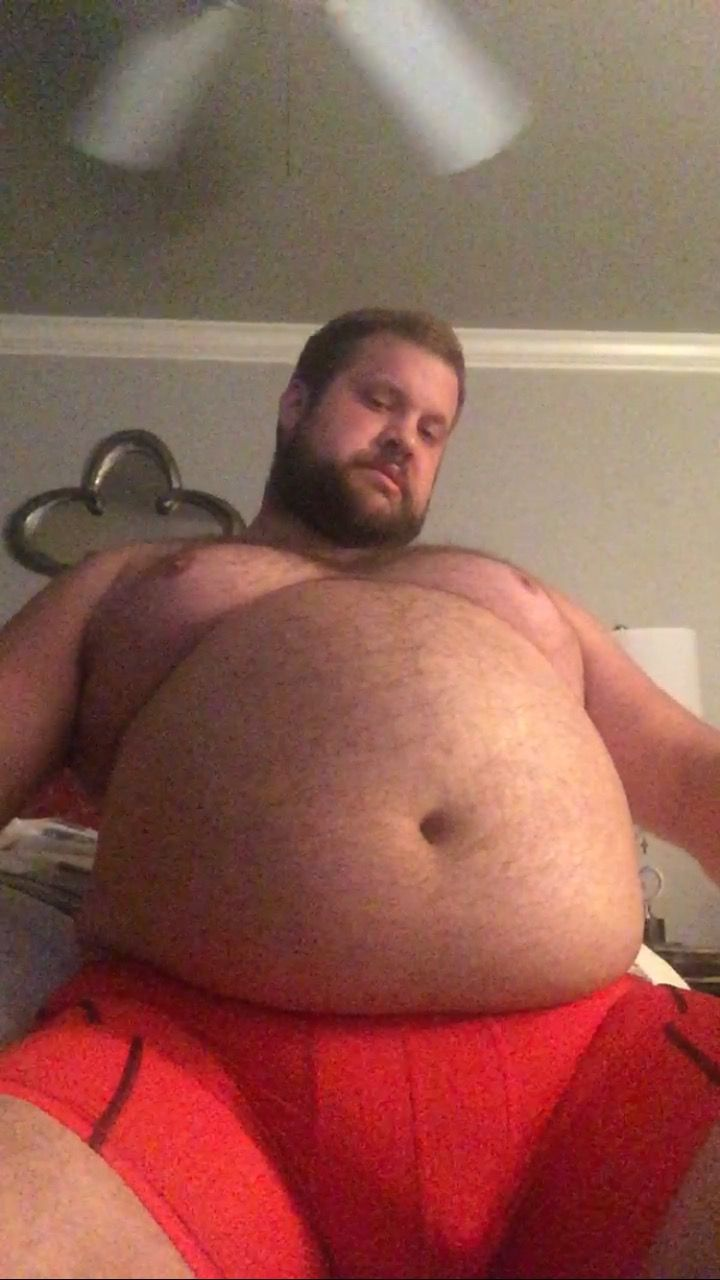 fat men hairy neked