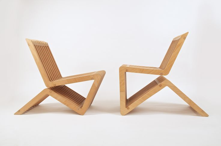 Home or office? Turn it around! 2 seat, by 201 Design Studio