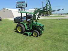 "NICE JOHN DEERE 4310 DIESEL 4X4 TRACTOR W/430 LOADER W/72""MOWER DECKfinance tractors www.bncfin.com/apply"