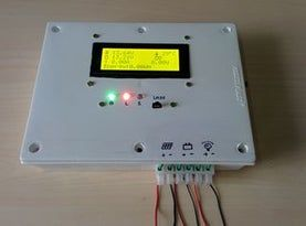 ARDUINO SOLAR CHARGE CONTROLLER ( Version 2.0)