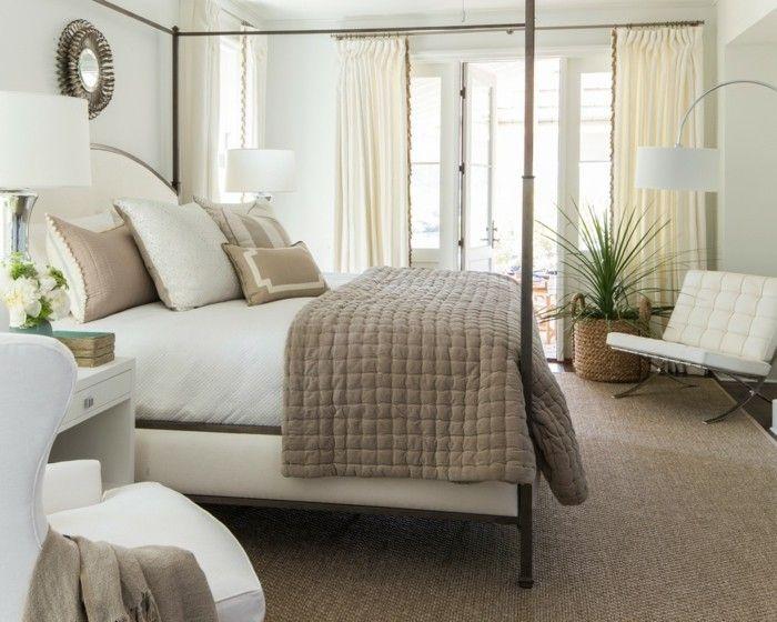 stilvolle dekorationsideen schlafzimmer deko fr