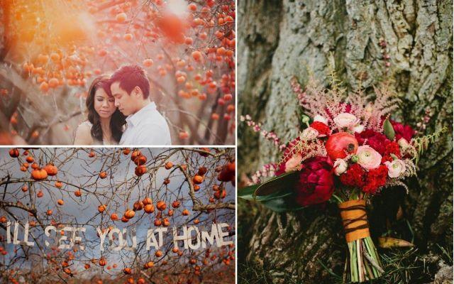 Ispirarsi al melograno per realizzare il porpio matrimonio #matrimonio #wedding #cerimonia #melograno