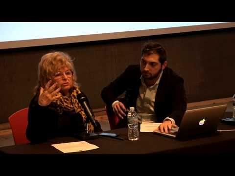 ▶ Artist Talk: Joyce Pensato - YouTube
