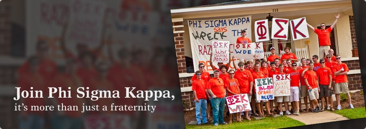 Phi Sigma Kappa Fraternity | PSK International Headquarters