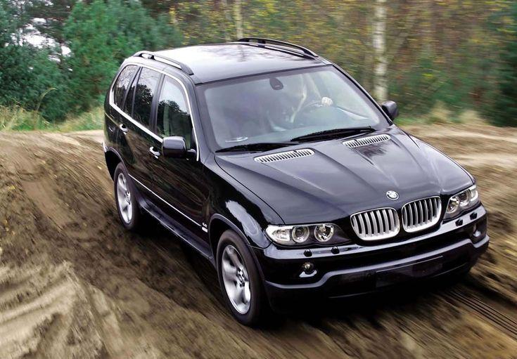 BMW X5 E53 — Бандит на пенсии - http://amsrus.ru/2016/06/09/bmw-x5-e53-bandit-na-pensii-2/
