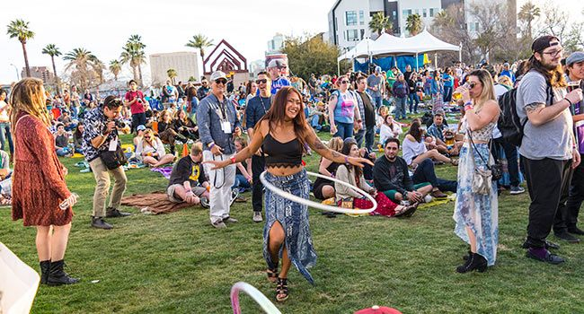 Photos: McDowell Mountain Music Festival 2017 - One of the biggest annual Downtown Phoenix parties, the McDowell Mountain Music Festival, has once again finished another successful weekend of rockin' bands, delicious food and tasty drinks. Huge crowds gathered for the three-day festival in Margaret T. Hance Park from Friday, March 3 to... - http://azbigmedia.com/experience-az/photos-mcdowell-mountain-music-festival-2017