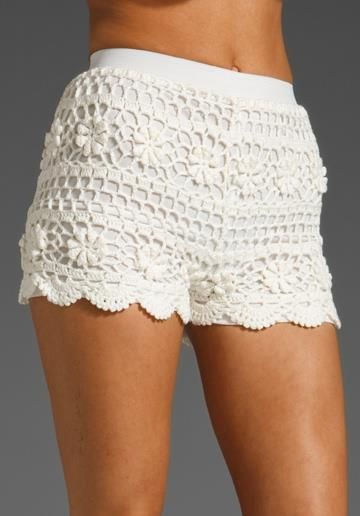 Short de Crochet