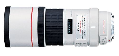 Canon EF 300mm f/4L IS USM Telephoto Fixed Lens for Canon SLR Cameras Canon http://www.amazon.com/dp/B00009R6WW/ref=cm_sw_r_pi_dp_2q8Ywb0J4EJMF