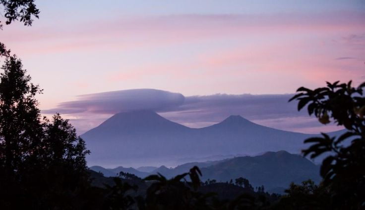 10 best african scenery images on pinterest african landscape and great views of virungas in rwanda publicscrutiny Images