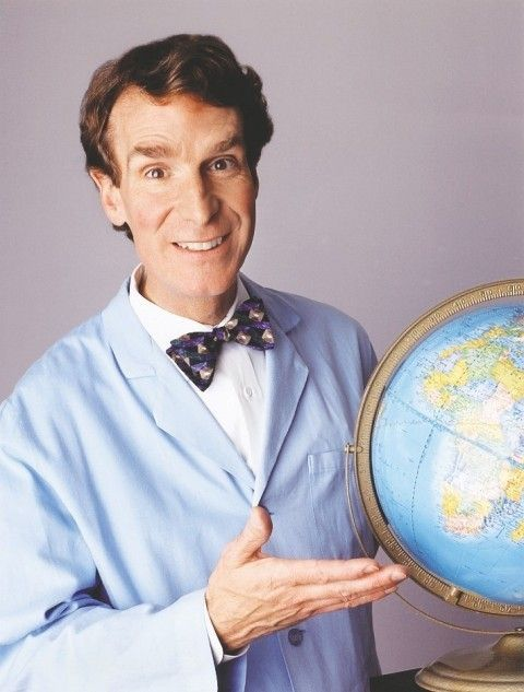 "The Science Guy is coming back to TV in 2017 with a new series called ""Bill Nye Saves the World."""