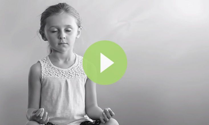 Here's a reminder to breathe. In this video on kids and mindfulness, children use breathing techniques to avoid anger, gain peace, and achieve more smiles!