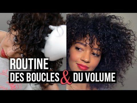 Une routine capillaire pour cheveux frisés / plusieurs options de produits (+ CONCOURS INSIDE !). | mercredie