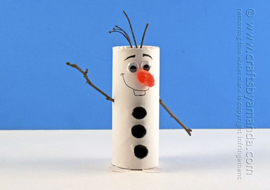 Disney Frozen Crafts: 25 Awesome Ideas - Page 10 of 26 - diycandy.com