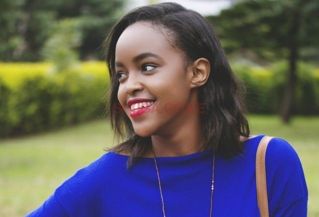 ThisisEss {Sharon Mundia}- currently joins Capital FM's Family