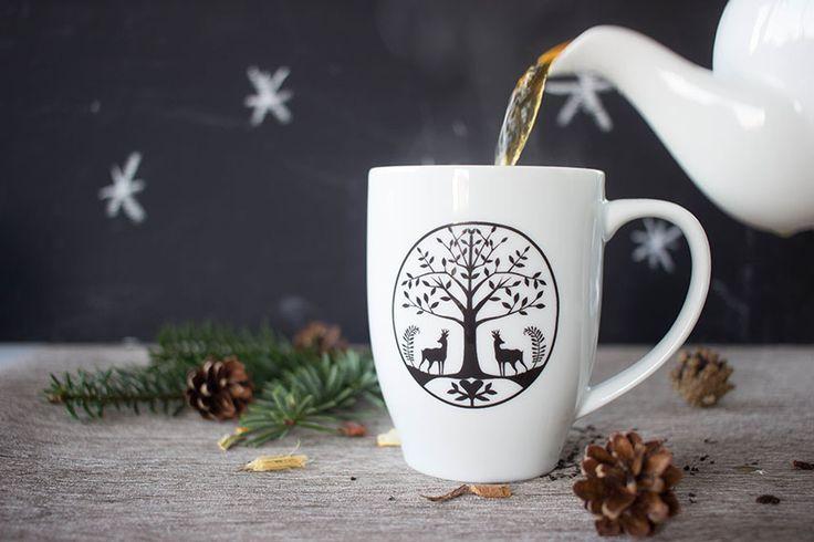 6 diy weihnachtstee food and drink weihnachtstee tee und teemischungen. Black Bedroom Furniture Sets. Home Design Ideas