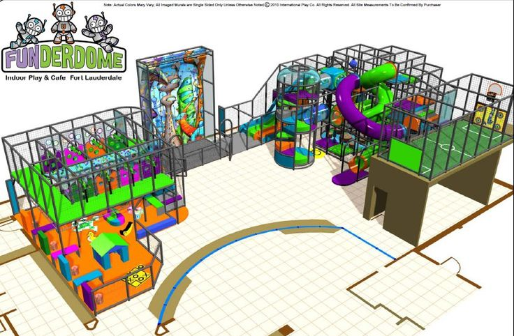 The Process of Opening an Indoor Playground Business