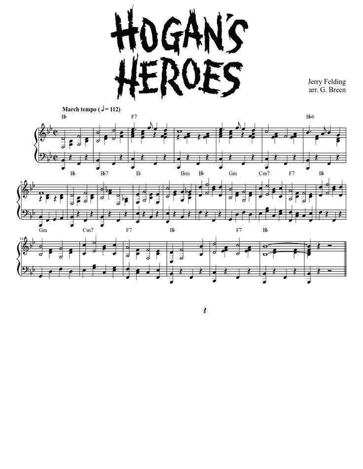 Hogans heroes march