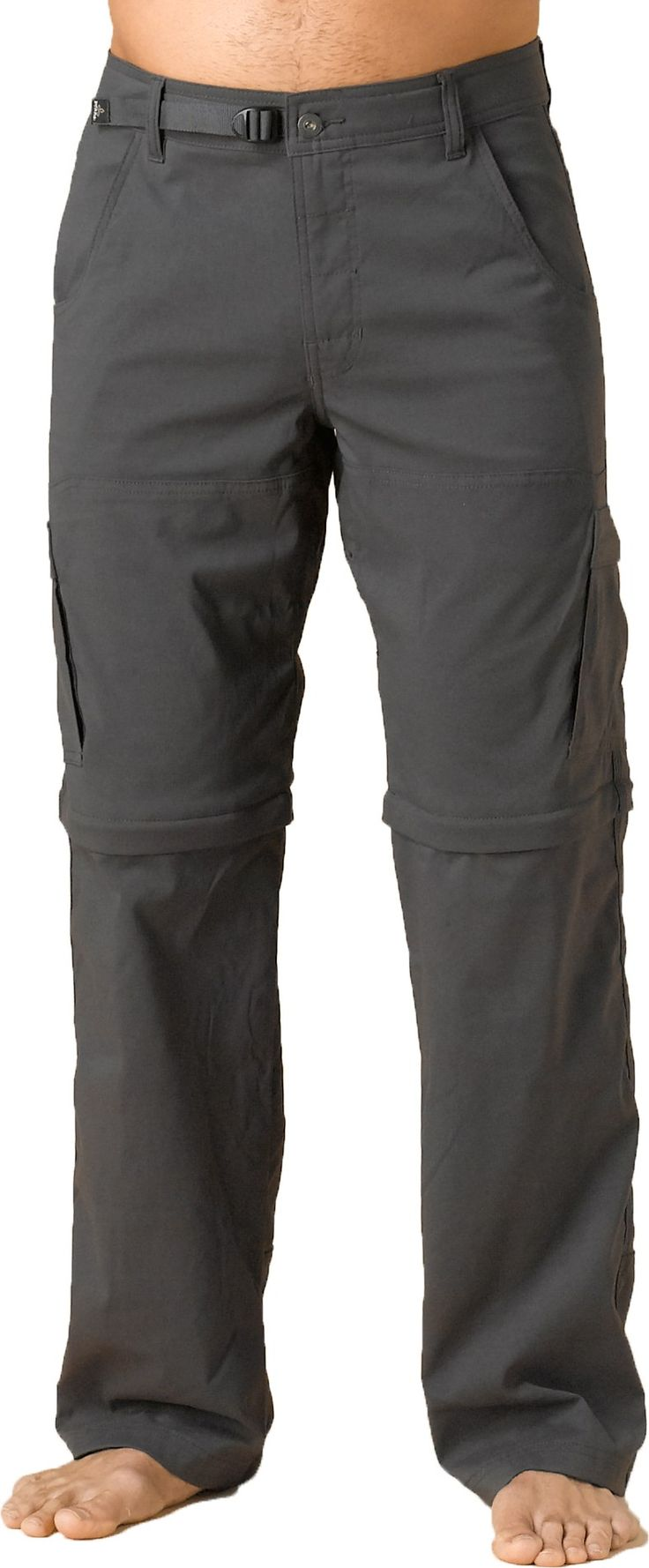 Prana Stretch Zion Convertible Pants. Wear these while hiking, rock climbing or for movement.