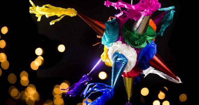 ¿Qué significa la piñata de las posadas mexicanas