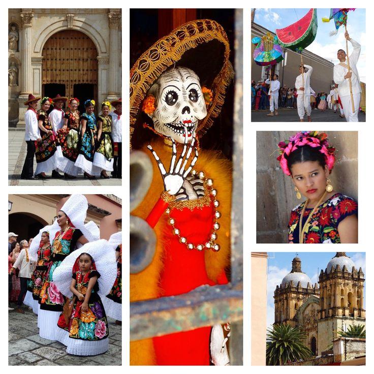 Oaxaca tierra de cultura y tradición