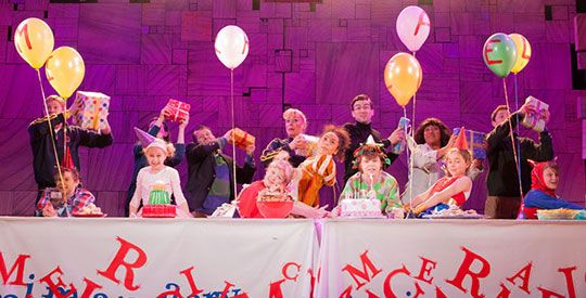 Matilda the Musical Tickets - Broadway Shows New York - NewYork.com