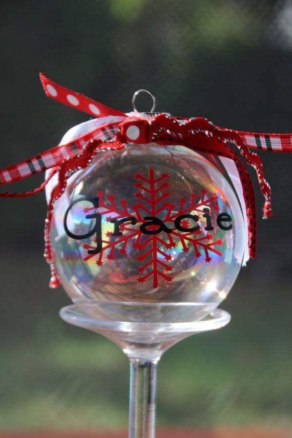 121 best Christmas Ornaments images on Pinterest   Festive crafts ...