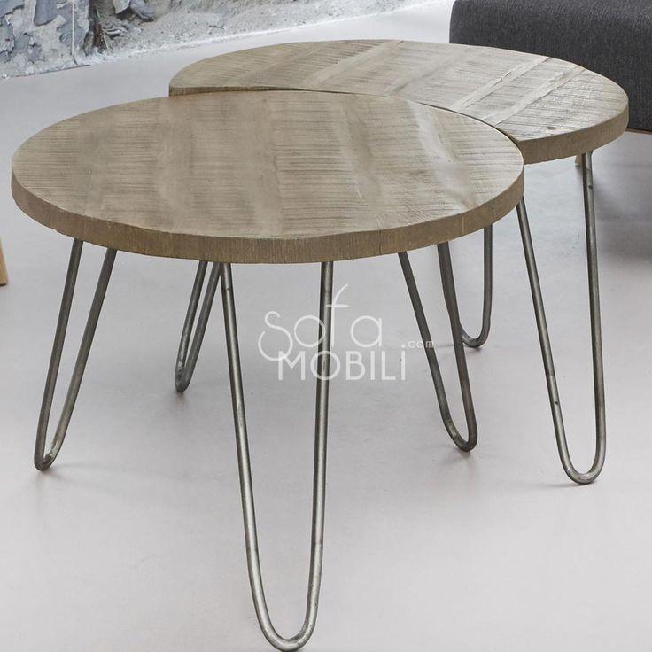 27 best table basse design images on pinterest dates grey and lounges - Table basse en manguier ...