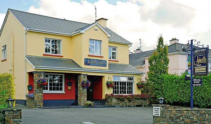 Ashville House Killarney Ireland - Bed and Breakfast Accommodation