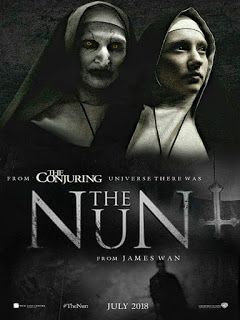 The Nun (2018) BluRay Subtitle Indonesia | HORROR di 2019
