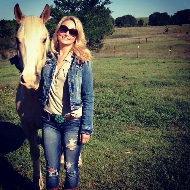 Love this!  Country casual ♥