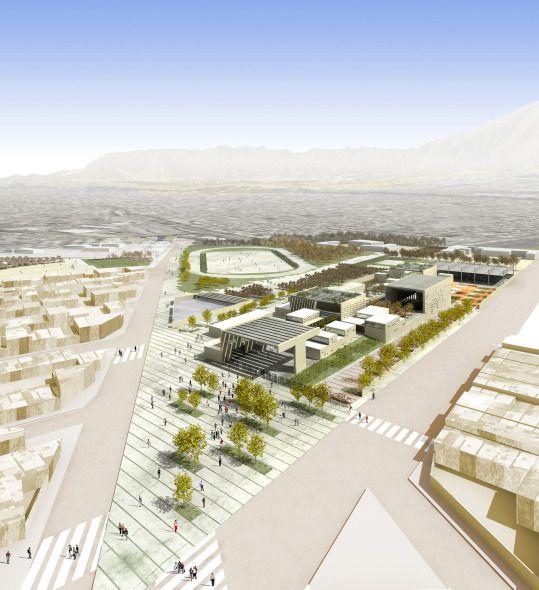 Centro Comunitario en Nuevo León - Noticias de Arquitectura - Buscador de Arquitectura