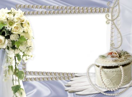 Picture Frames for Weddings