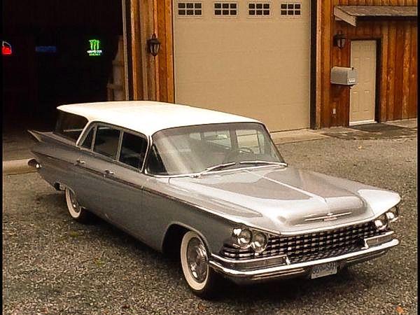 1959 Buick LeSabre Estate Wagon.....slick....