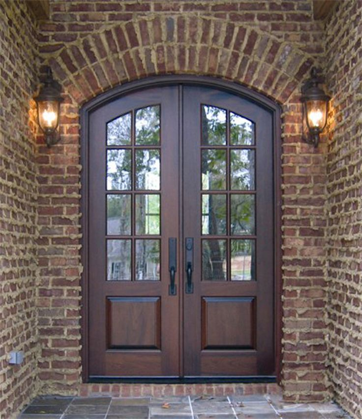 Luxury French Country Entry Door