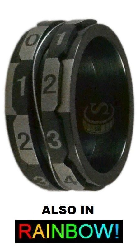 Knitting Counter Ring : The life counter ring lcr geek closet pinterest