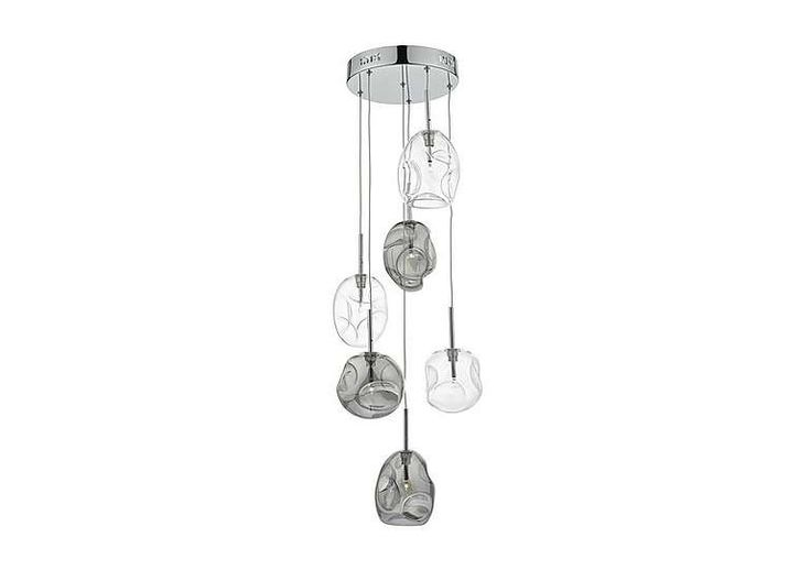 Quinn 6 Light Cluster Ceiling Light