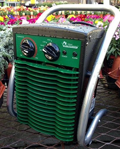 These greenhouse heaters provide thermal heating specifically designed to keep plantlife warm with a natural cozy environment they will love you for. Easy