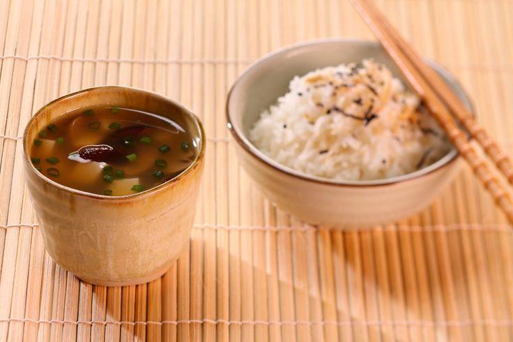 Binnen no-time een traditionele Japanse soep op tafel? #Miso #Soep is in no time klaar.