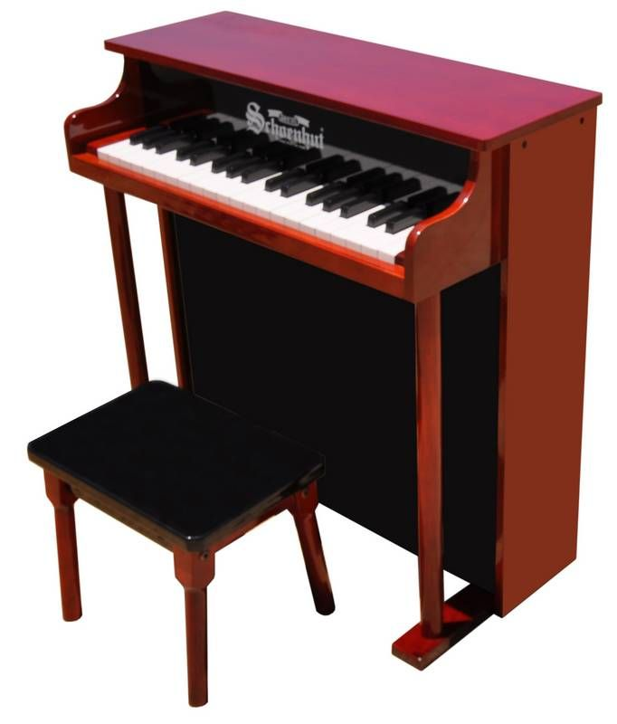 17 Best Images About Schoenhut Upright Toy Pianos On