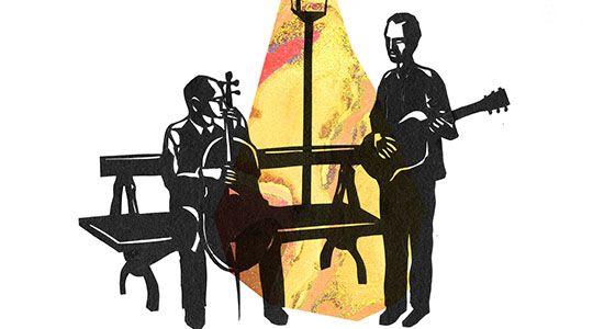 10 ans après Leave No Trace, Piers Faccini retrouve le violoncelliste Vincent Segal pour le très réussi Songs of Time Lost, un album de reprises et de chansons originales, sorti chez No Format. http://musikplease.com/piers-faccini-vincent-segal-songs-of-time-lost-43547/
