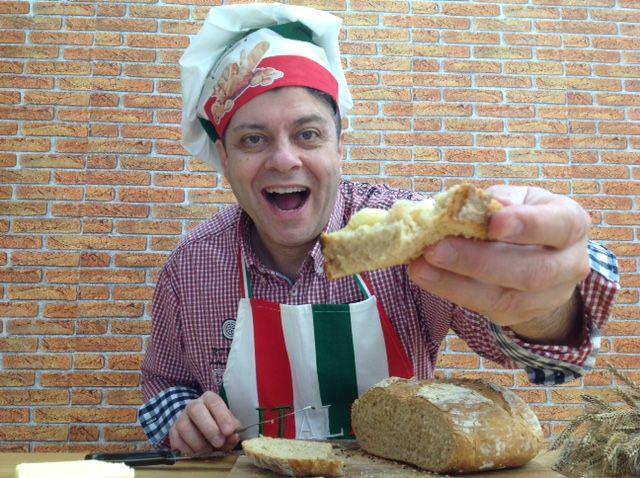 Bake your own fresh bread!!!! soooo good!