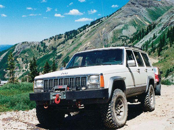 1989 jeep cherokee reviews | 1989 Jeep Cherokee - Trail Rigs