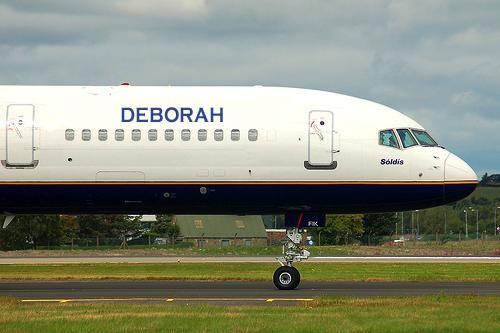 AIRPLANE DEBORAH