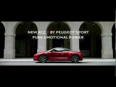 Discover the new Press Film for the Peugeot RCZ R
