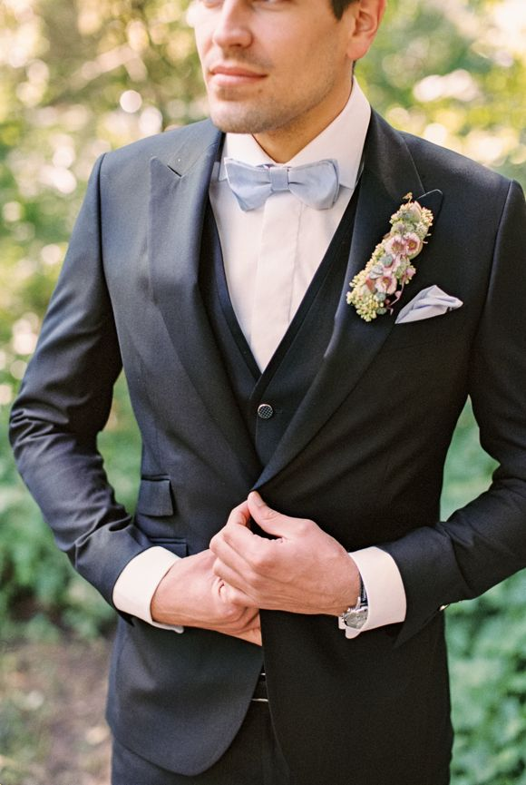 Succulent wedding inspiration