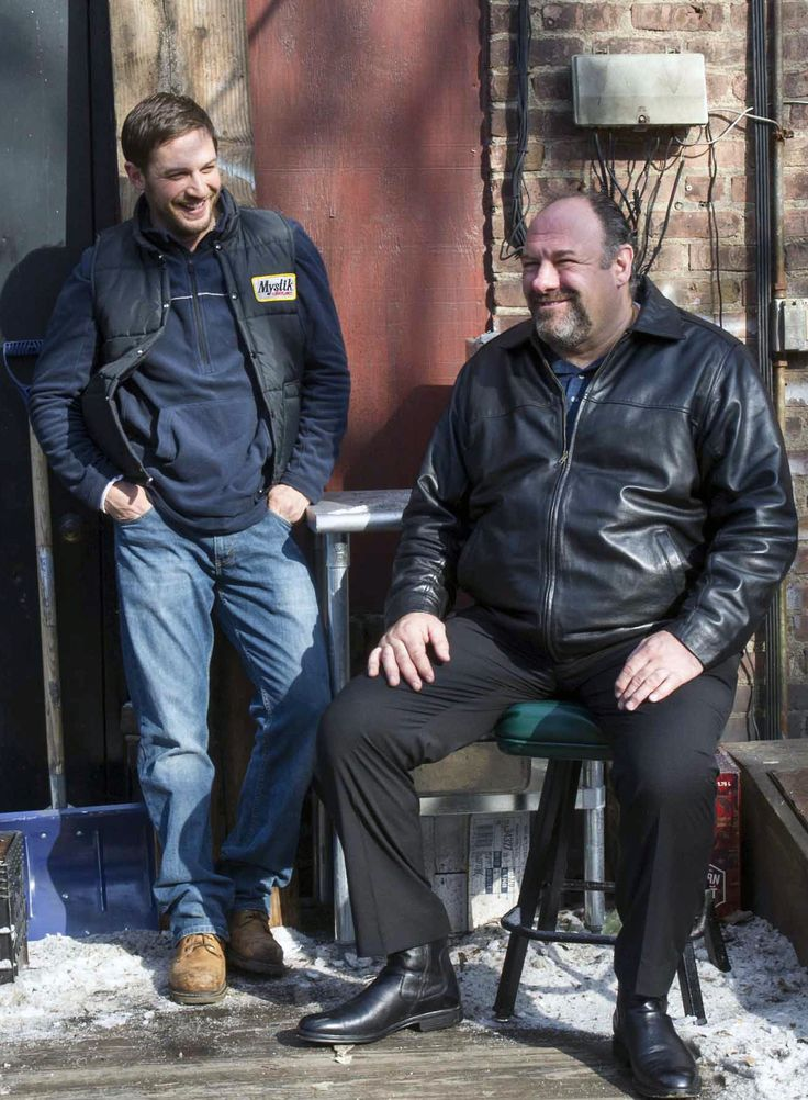 The Drop. The late great James Gandolfini, and Tom Hardy are talented as ever❤️